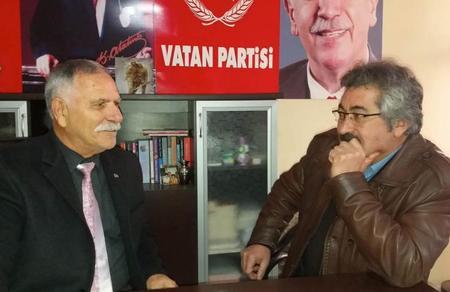 Kars'ın sevilen başkanı yeniden aday