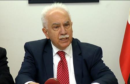 Diyarbakır'daki saldırının ardından Doğu Perinçek'ten açıklama