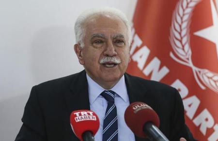 Doğu Perinçek'ten CHP'li belediyelerin bağış iddiası hakkında açıklama
