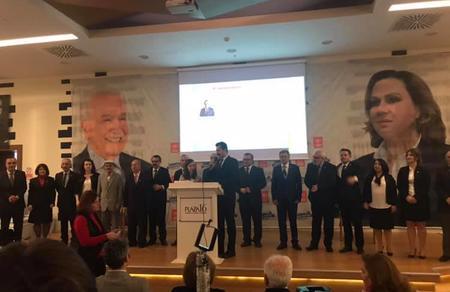 Bursa Büyükşehir Belediye Başkan Adayımızı açıkladık
