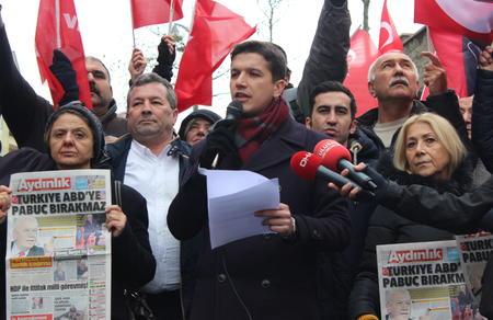 """Cem Dikmen: """"Coğrafyamızın kaderini Mehmetçiğin süngüsü belirlemektedir"""""""