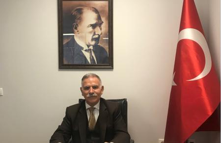 """""""Tuncay Mutluer, Belediye Başkan adayıdır ve iddialıdır"""""""