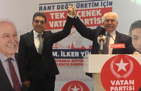 İstanbul seçiminde umudun adayı Mustafa İlker Yücel