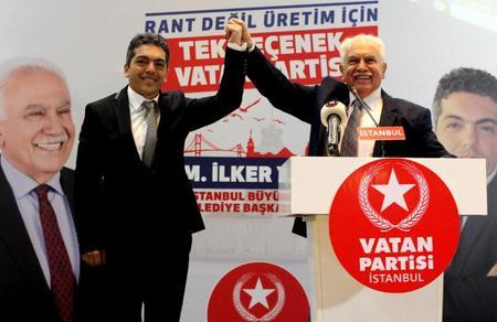 Doğu Perinçek'ten İstanbul adaylarına çağrı