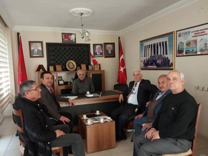 Türkiye Emekliler Derneği Başkanı Hüseyin Göde