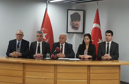 Doğu Perinçek: CIA yalanlarına kanan bir hükümet Türkiye'ye yakışmıyor