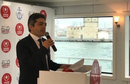 """Mustafa İlker Yücel: """"İstanbul'u denizle buluşturacağız"""""""