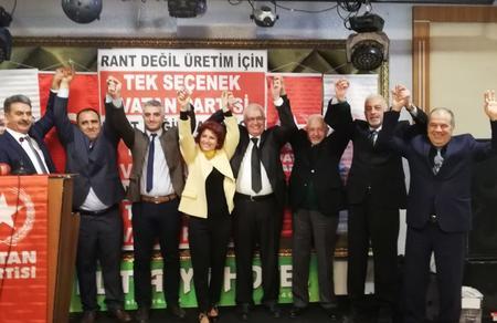 Balıkesir Belediye Başkan adaylarımız açıklandı