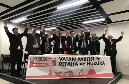 Ankara'da 7 ilçe adayımız daha açıklandı