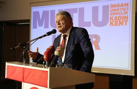 """Dr. Rifat Mutlu, """"Mutlu İzmir"""" Projesini Açıkladı"""