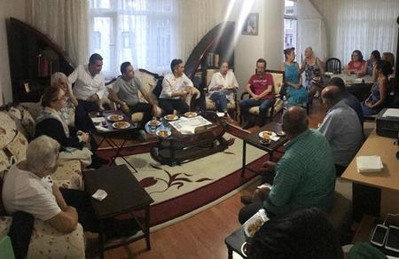 """Mustafa İlker Yücel: """"Türkiye bu süreçten birleşerek çıkacak"""""""
