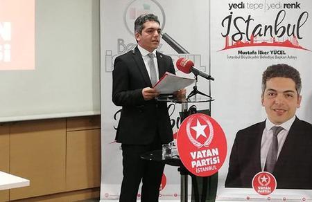 """Mustafa İlker Yücel: """"Sorunlar büyük, mücadeleye devam"""""""