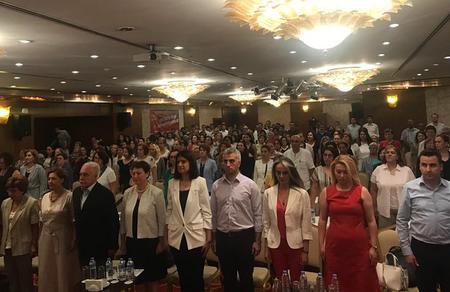 Vatan Partisi Öncü Kadın'ın yeni başkanı Meltem Ayvalı oldu