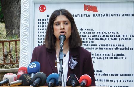 """""""HDP, Başbağlar'da canlarımızı katleden PKK'nın partisidir, kapatılmalıdır"""""""