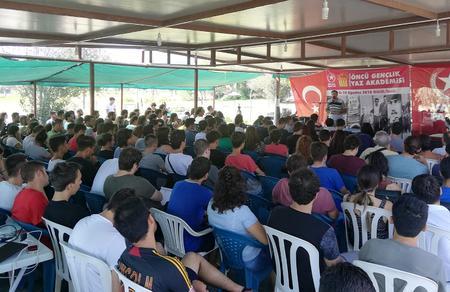 Öncü Gençlik Yaz Akademisi Programı açıklandı