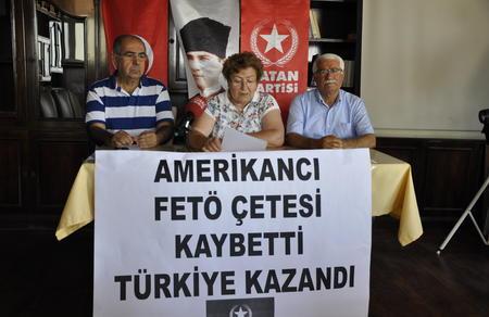 Adana İl Başkanlığımızdan 15 Temmuz açıklaması