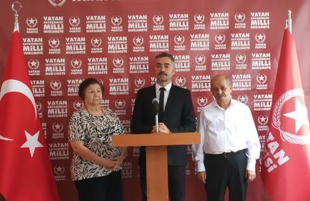 Bursa İl Başkanlığımızdan 15 Temmuz açıklaması