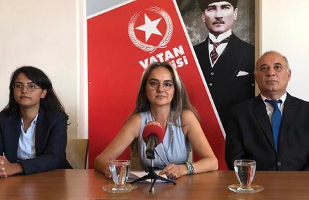 Av. Zeynep Küçük: TBB Başkanı Prof. Dr. Metin Feyzioğlu'nun arkasındayız