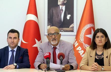 """""""HDP destekli PKK ormanlarımızı yakıyor, sözde çevreciler susuyor"""""""