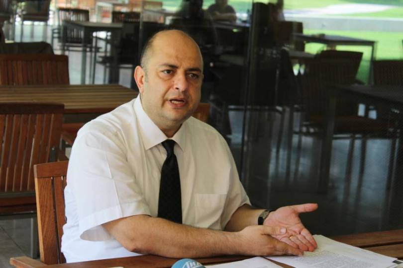 Avukat Murat Ergün