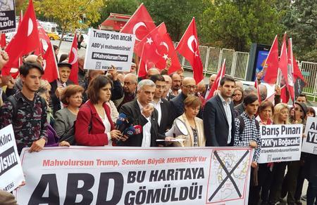 Trump Türkiye'yi değil sadece ABD'yi mahvedebilir