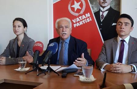 Doğu Perinçek'ten Türkiye ve Suriye Hükümeti'ne çağrı