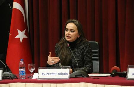 Av. Zeynep Küçük: Avukatlık bir müzakere sanatıdır