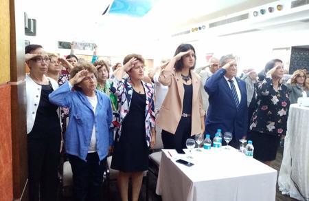 İzmir Öncü Kadın Kadro Toplantısı yapıldı
