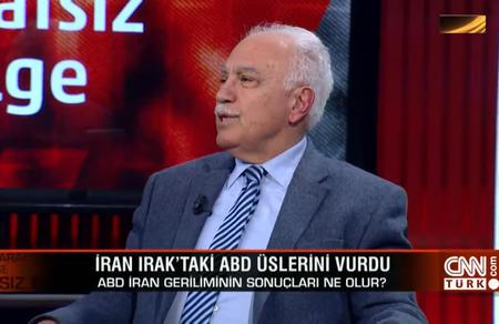 Doğu Perinçek CNN Türk'e konuk oldu