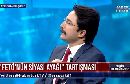 Osman Erbil Habertürk TV'ye konuk oldu