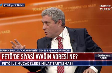 Dr. Serhan Bolluk Habertürk TV'de