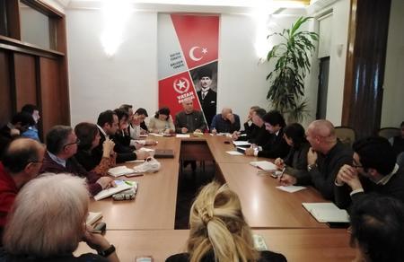 İstanbul ilçeleri yeni dönemde sahada