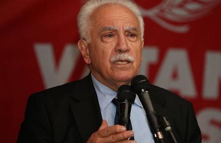 Doğu Perinçek: Türkiye devlet aklıyla hareket etmeli
