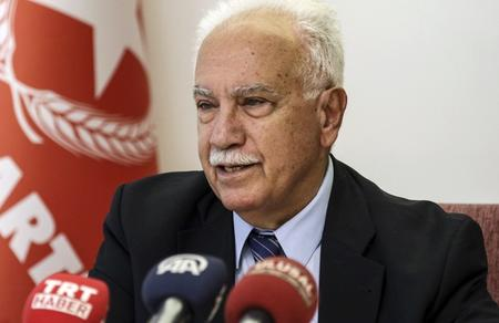 Doğu Perinçek, Cihat Yaycı'nın istifasını değerlendirdi