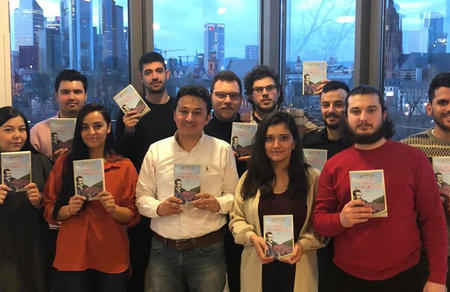 Avrupa'da Türk gençliği partisiyle buluşuyor