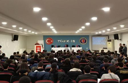 Öncü Gençlik parti okulları tamamlandı