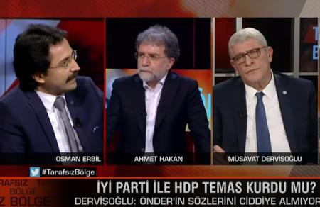 Tarafsız Bölge - CNN Türk | 11 Mayıs 2020 Pazartesi