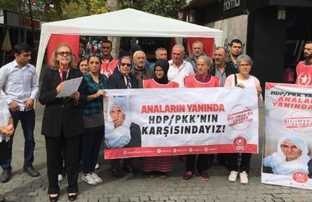 """""""HDP Kapatılsın"""" başvuruları siyasi partilere sunuldu"""