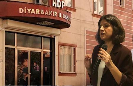 Meltem Ayvalı: Kayyum PKK'ya darbedir, HDP kapatılmalıdır