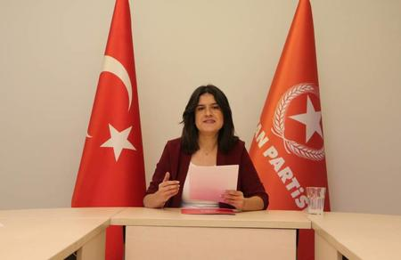 Meltem Ayvalı: PKK-HDP ile yan yana kadın mücadelesi olmaz