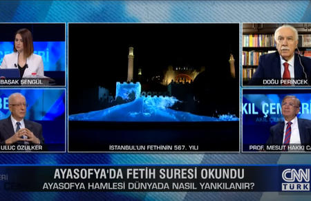 Akıl Çemberi - CNN Türk | 29 Mayıs 2020 Cuma