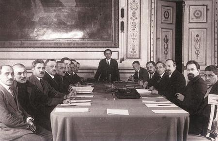 Rusya Büyükelçiliği'ne 100. yıl mesajı