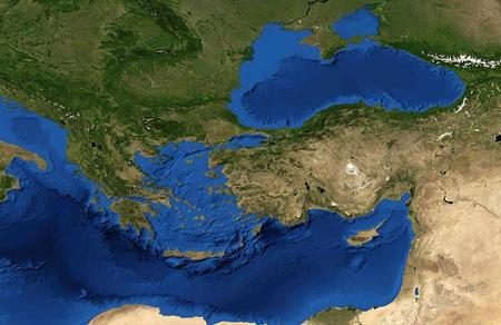 Karadeniz - Akdeniz Dostluk ve Barış Planı dünya basınında