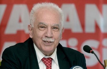 Doğu Perinçek: Türkiye'nin İsrail'e karşı tutarlı bir tutum izlemesi lazım