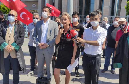 İstanbul Barosu yönetimi hakkında suç duyurusu