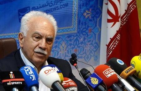 Doğu Perinçek'in tespitleri İran basınında