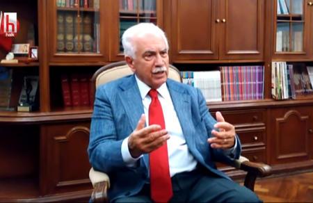 Doğu Perinçek, Halk TV'ye konuştu