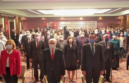 Ankara İl Kurultayımız tamamlandı