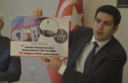 Özgür Bursalı: Yasa yapılsın, yabancı fonlar yasaklansın