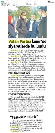 210115 Yenigün - İzmir